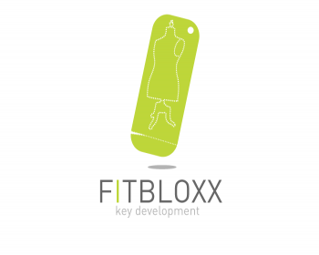Logo Design by clbr - Entry No. 119 in the Logo Design Contest FitBloxx (creating block fits for the apparel industry).