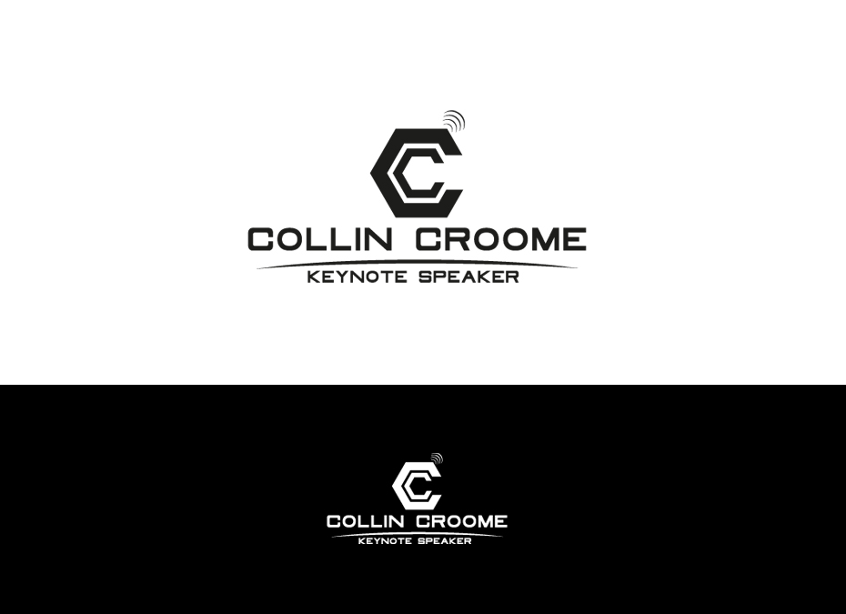 Logo Design by pixdesign - Entry No. 133 in the Logo Design Contest Modern Logo Design for Collin Croome.