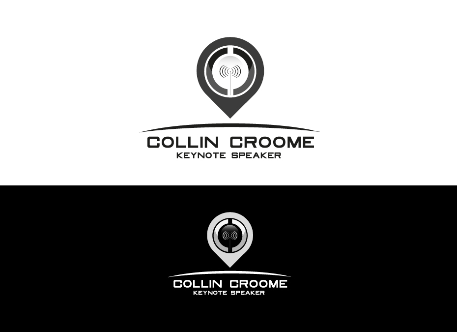Logo Design by pixdesign - Entry No. 137 in the Logo Design Contest Modern Logo Design for Collin Croome.