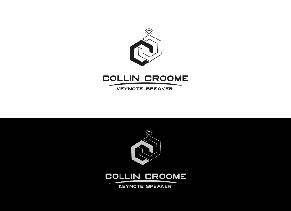 Logo Design by pixdesign - Entry No. 140 in the Logo Design Contest Modern Logo Design for Collin Croome.