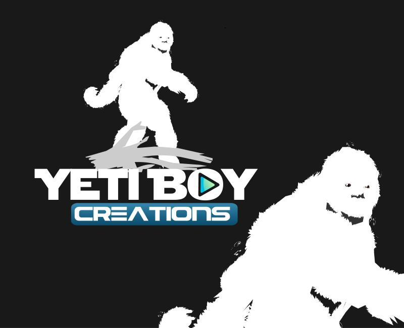 Logo Design by Private User - Entry No. 35 in the Logo Design Contest Captivating Logo Design for Yeti Boy Creations.
