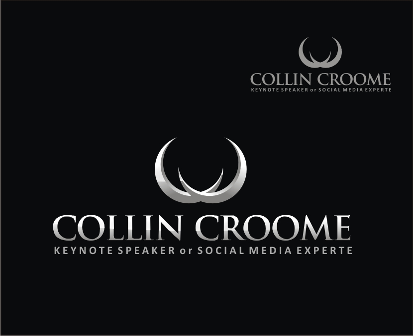 Logo Design by Reivan Ferdinan - Entry No. 145 in the Logo Design Contest Modern Logo Design for Collin Croome.