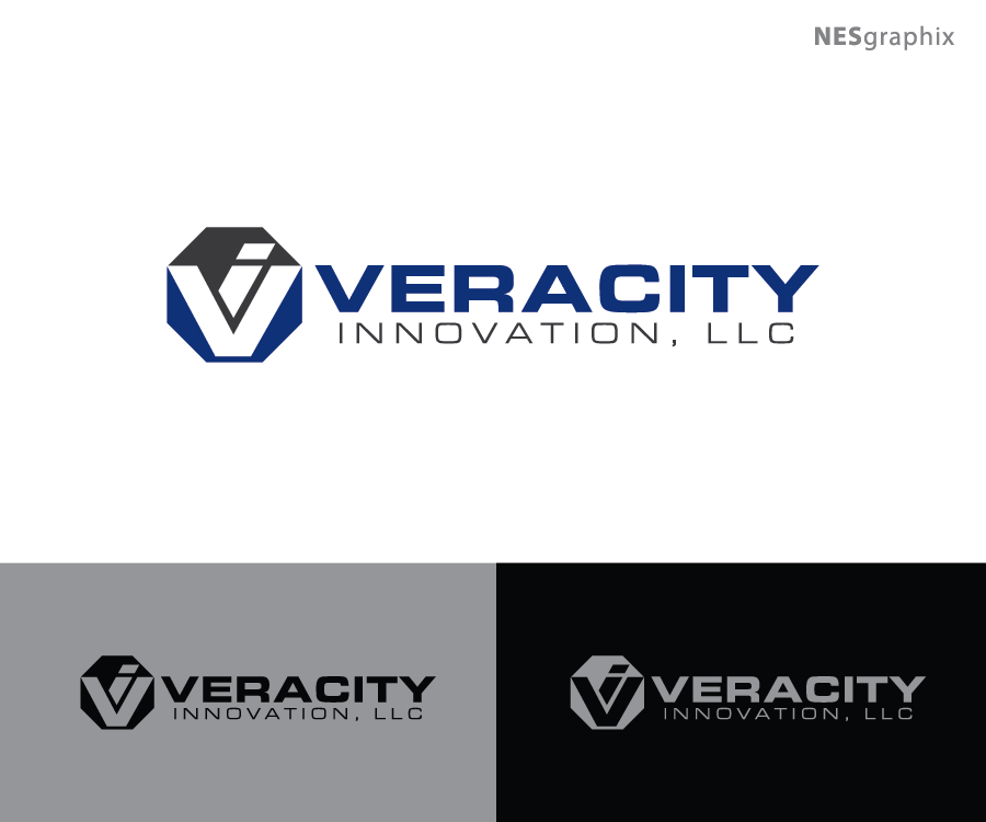 Logo Design by JAY MORALES - Entry No. 38 in the Logo Design Contest Creative Logo Design for Veracity Innovation, LLC.