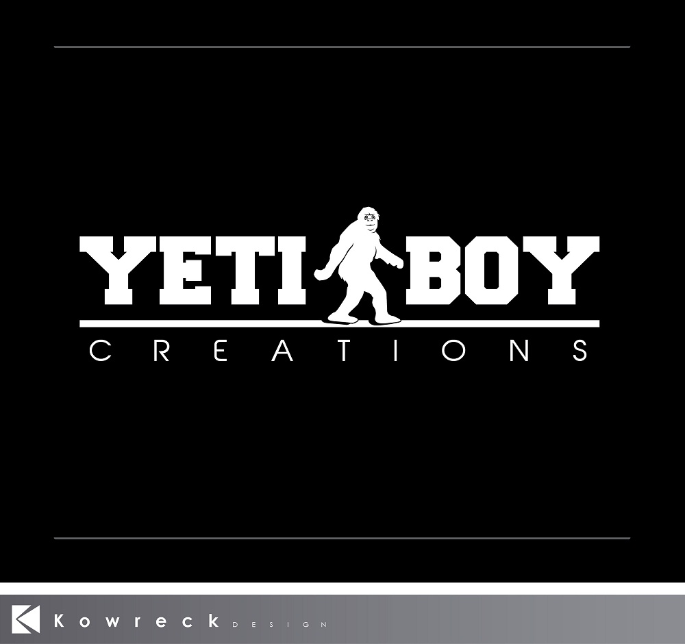 Logo Design by kowreck - Entry No. 47 in the Logo Design Contest Captivating Logo Design for Yeti Boy Creations.
