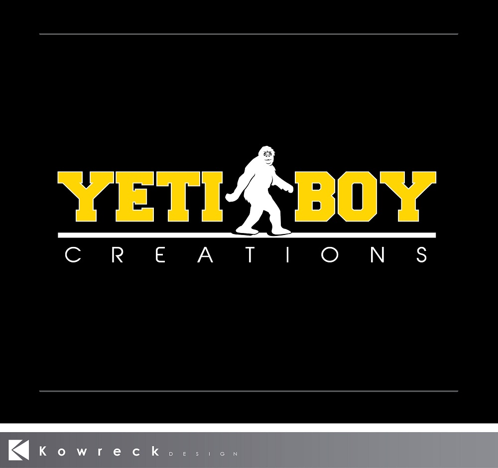 Logo Design by kowreck - Entry No. 49 in the Logo Design Contest Captivating Logo Design for Yeti Boy Creations.