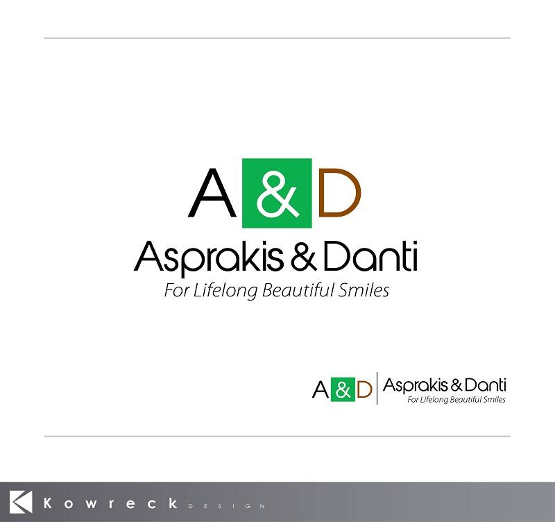 Logo Design by kowreck - Entry No. 105 in the Logo Design Contest Unique Logo Design Wanted for Asprakis and Danti.