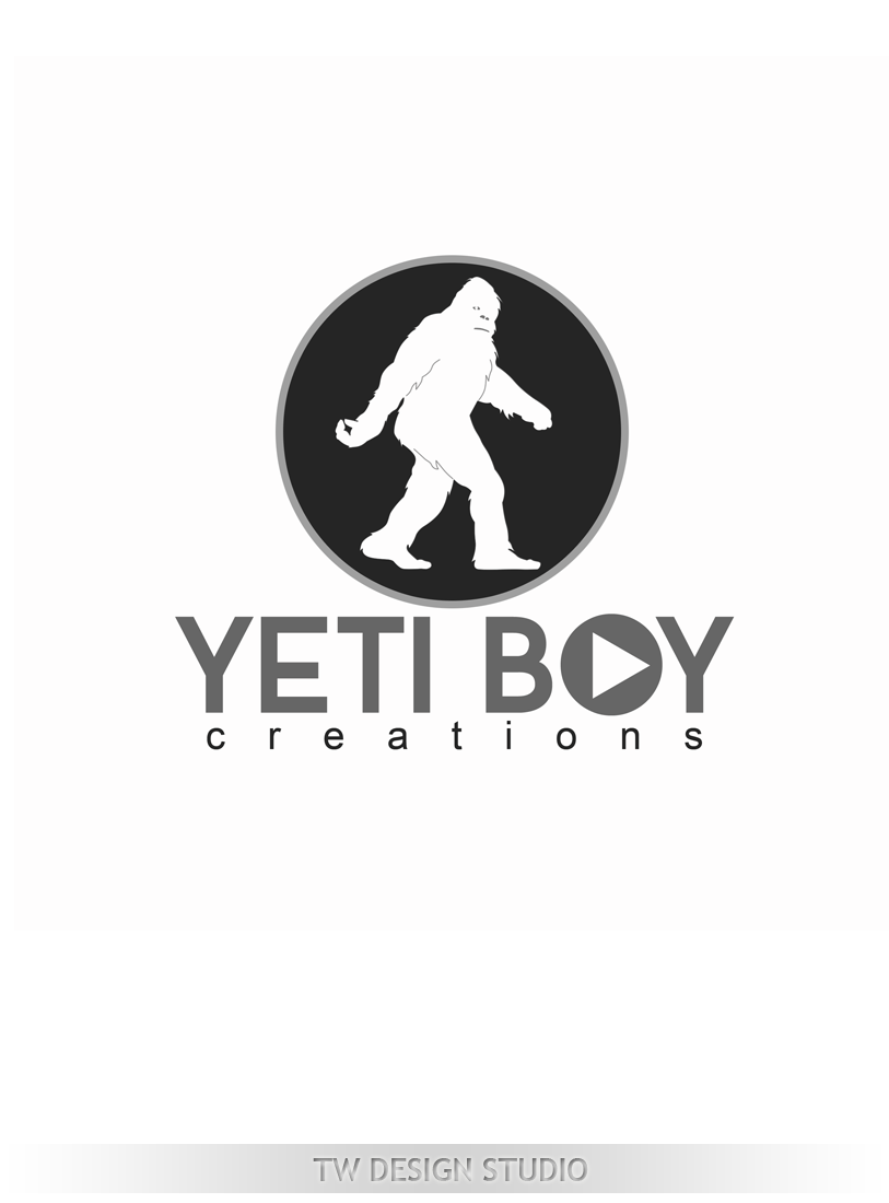 Logo Design by Private User - Entry No. 61 in the Logo Design Contest Captivating Logo Design for Yeti Boy Creations.