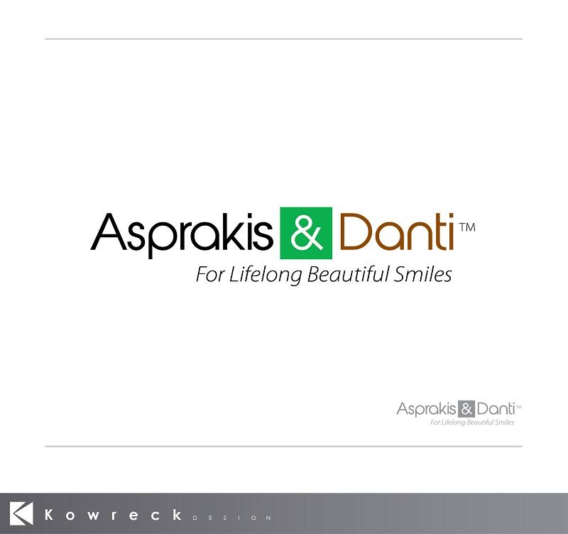 Logo Design by kowreck - Entry No. 106 in the Logo Design Contest Unique Logo Design Wanted for Asprakis and Danti.