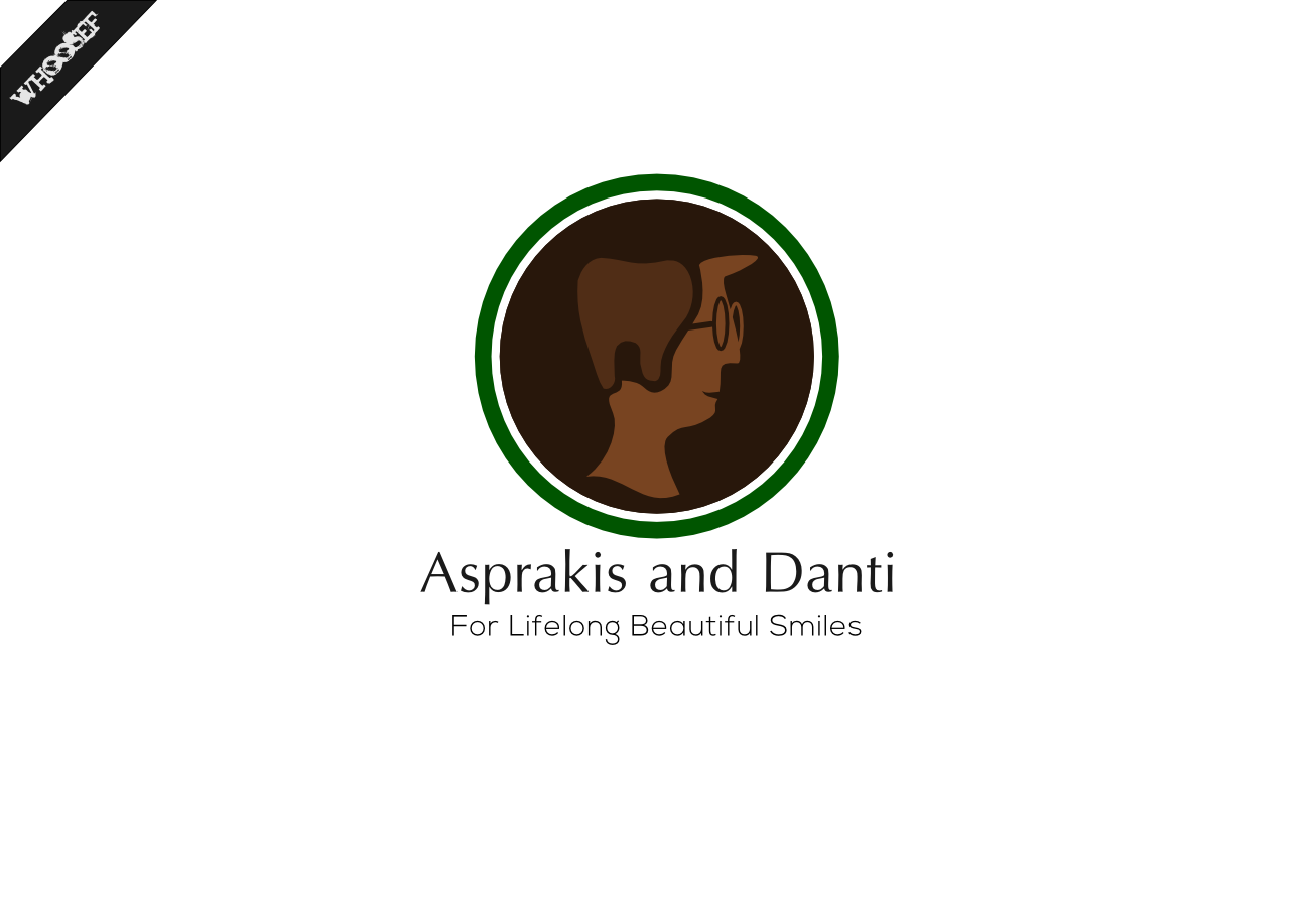 Logo Design by whoosef - Entry No. 111 in the Logo Design Contest Unique Logo Design Wanted for Asprakis and Danti.