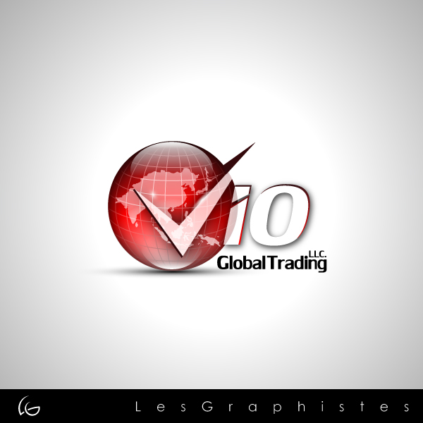 Logo Design by Les-Graphistes - Entry No. 95 in the Logo Design Contest Vio Global Trading, LLC.
