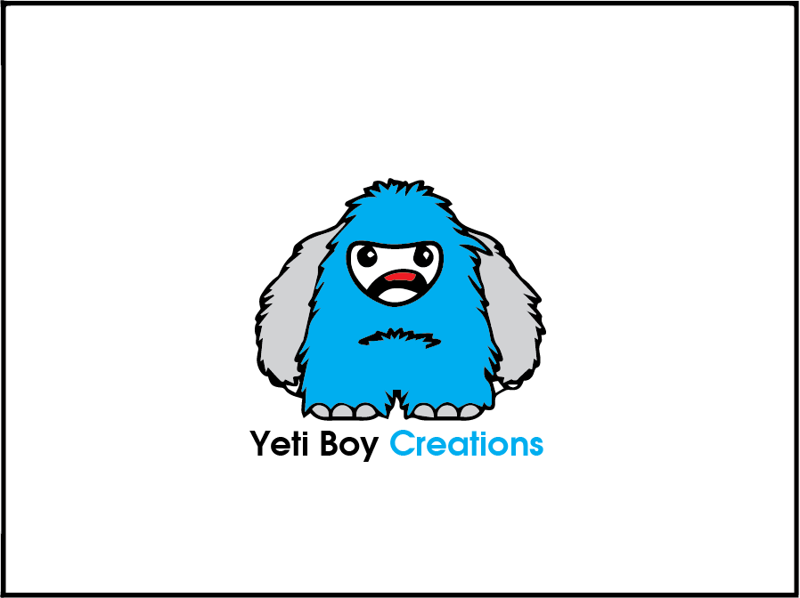 Logo Design by Digital Designs - Entry No. 63 in the Logo Design Contest Captivating Logo Design for Yeti Boy Creations.