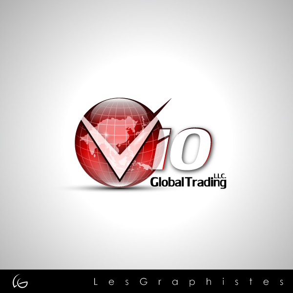 Logo Design by Les-Graphistes - Entry No. 96 in the Logo Design Contest Vio Global Trading, LLC.