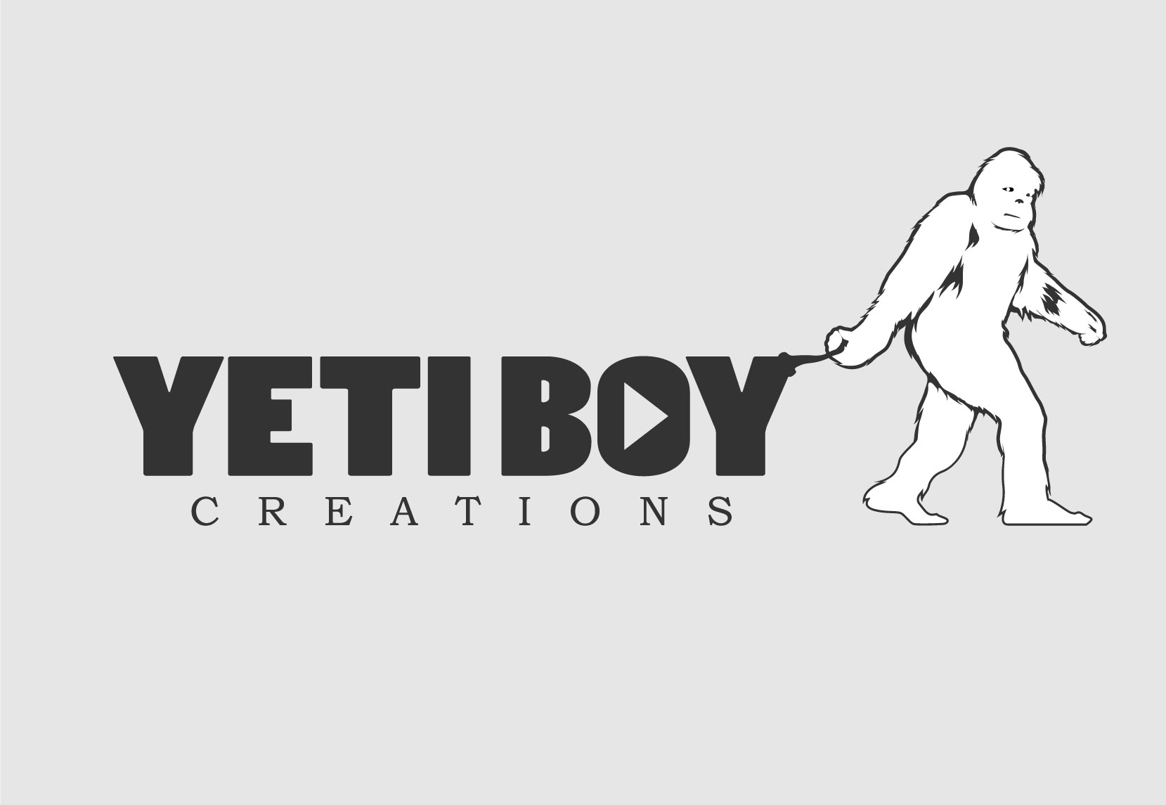 Logo Design by olii - Entry No. 69 in the Logo Design Contest Captivating Logo Design for Yeti Boy Creations.