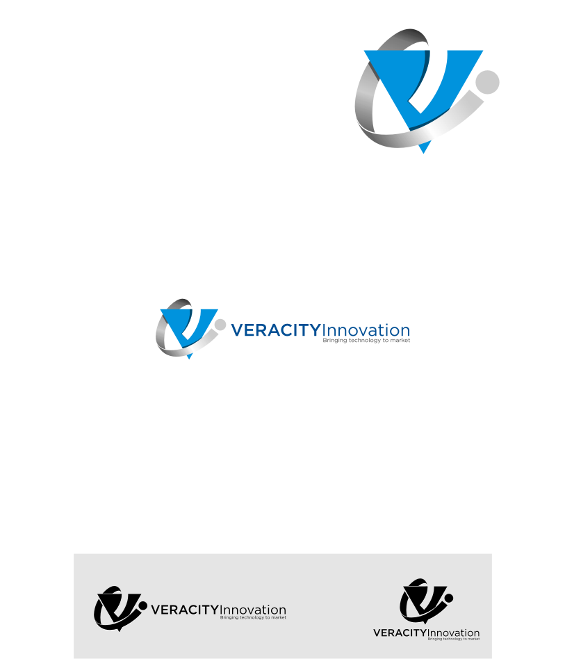 Logo Design by graphicleaf - Entry No. 52 in the Logo Design Contest Creative Logo Design for Veracity Innovation, LLC.
