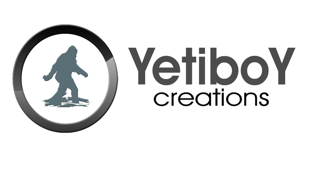 Logo Design by Ngepet_art - Entry No. 72 in the Logo Design Contest Captivating Logo Design for Yeti Boy Creations.