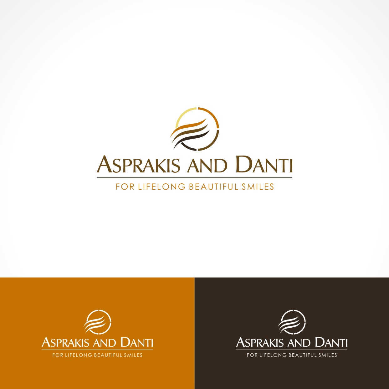 Logo Design by Private User - Entry No. 119 in the Logo Design Contest Unique Logo Design Wanted for Asprakis and Danti.