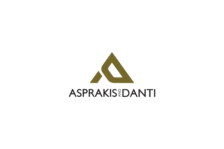 Logo Design by vdhadse - Entry No. 128 in the Logo Design Contest Unique Logo Design Wanted for Asprakis and Danti.