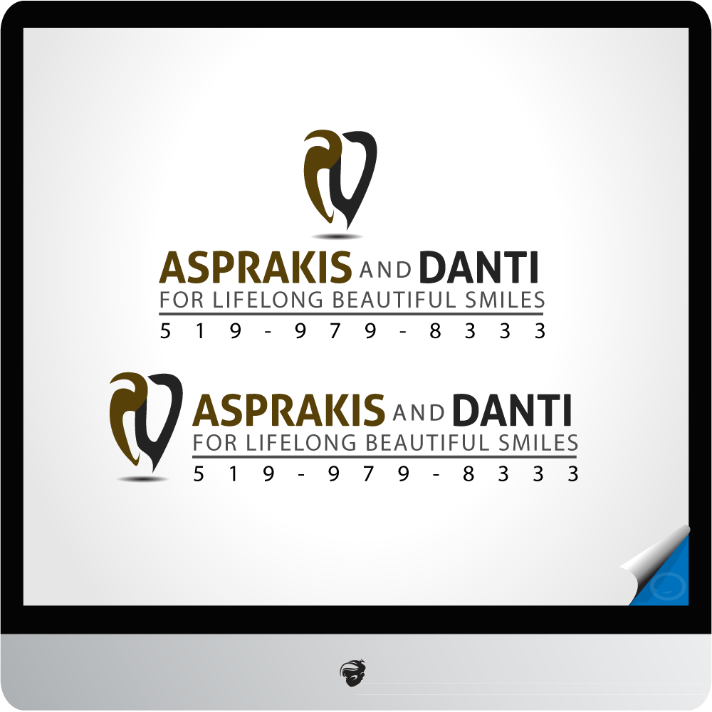 Logo Design by zesthar - Entry No. 129 in the Logo Design Contest Unique Logo Design Wanted for Asprakis and Danti.