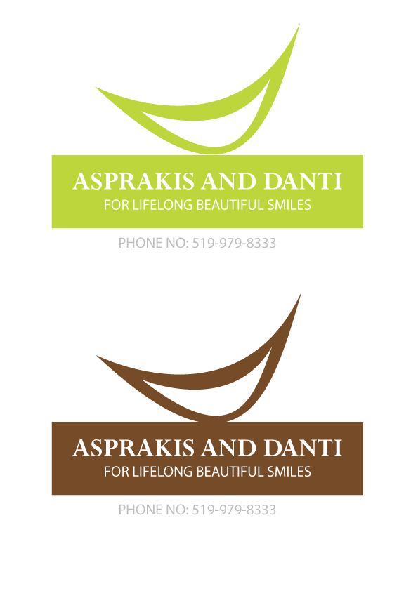 Logo Design by Private User - Entry No. 133 in the Logo Design Contest Unique Logo Design Wanted for Asprakis and Danti.