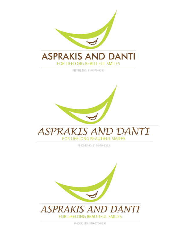 Logo Design by Private User - Entry No. 136 in the Logo Design Contest Unique Logo Design Wanted for Asprakis and Danti.