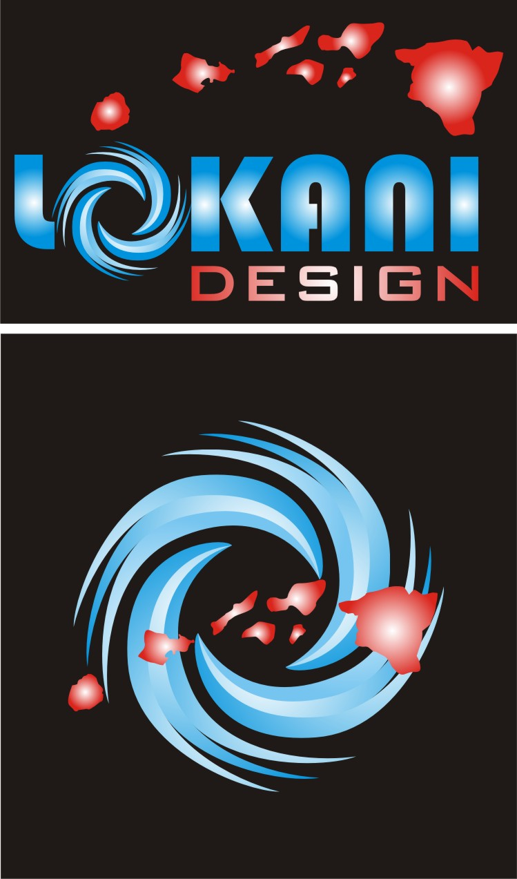 Logo Design by Korsunov Oleg - Entry No. 1 in the Logo Design Contest  Epic Logo Design for LOKAHI designs.