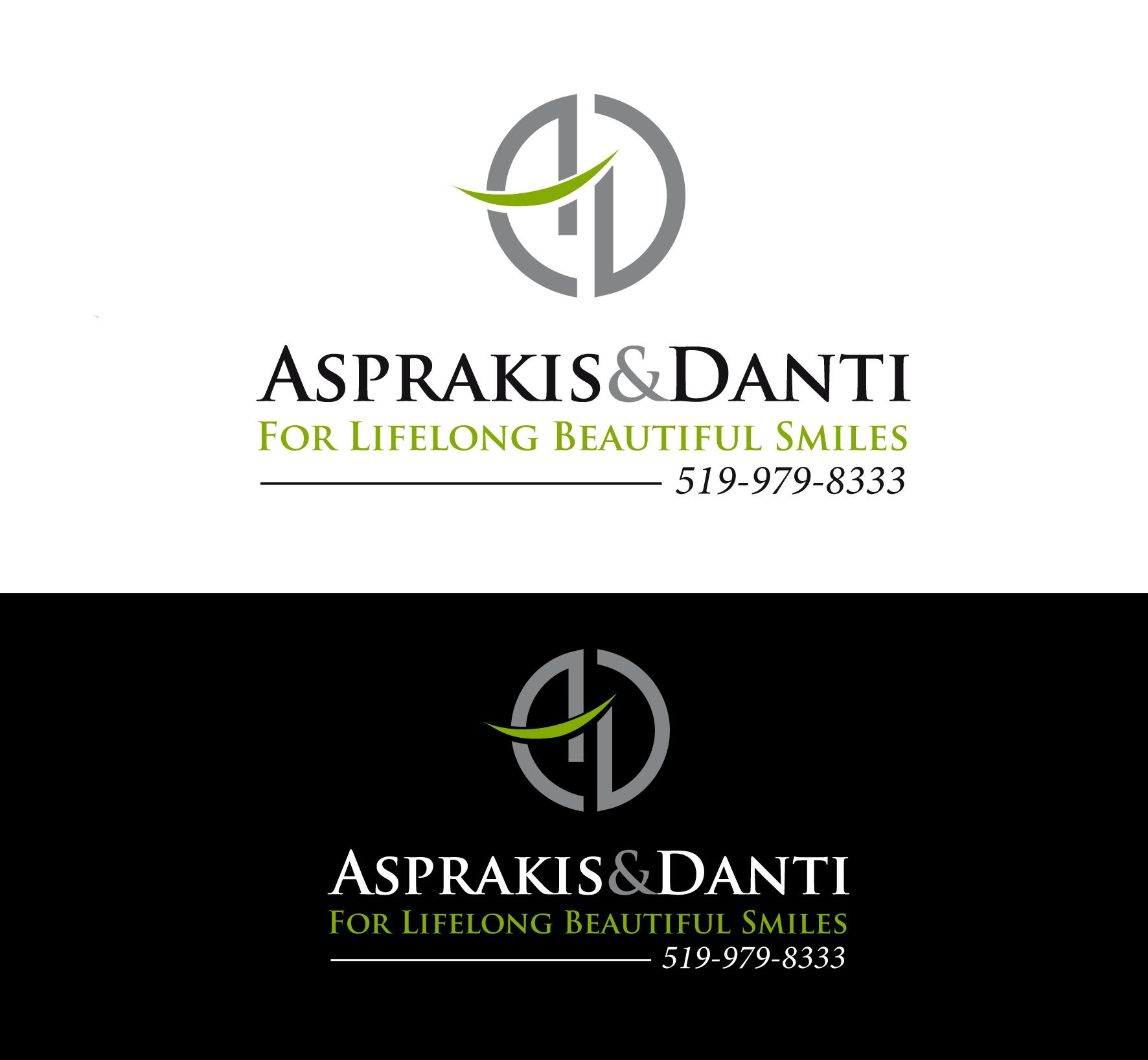 Logo Design by luna - Entry No. 139 in the Logo Design Contest Unique Logo Design Wanted for Asprakis and Danti.