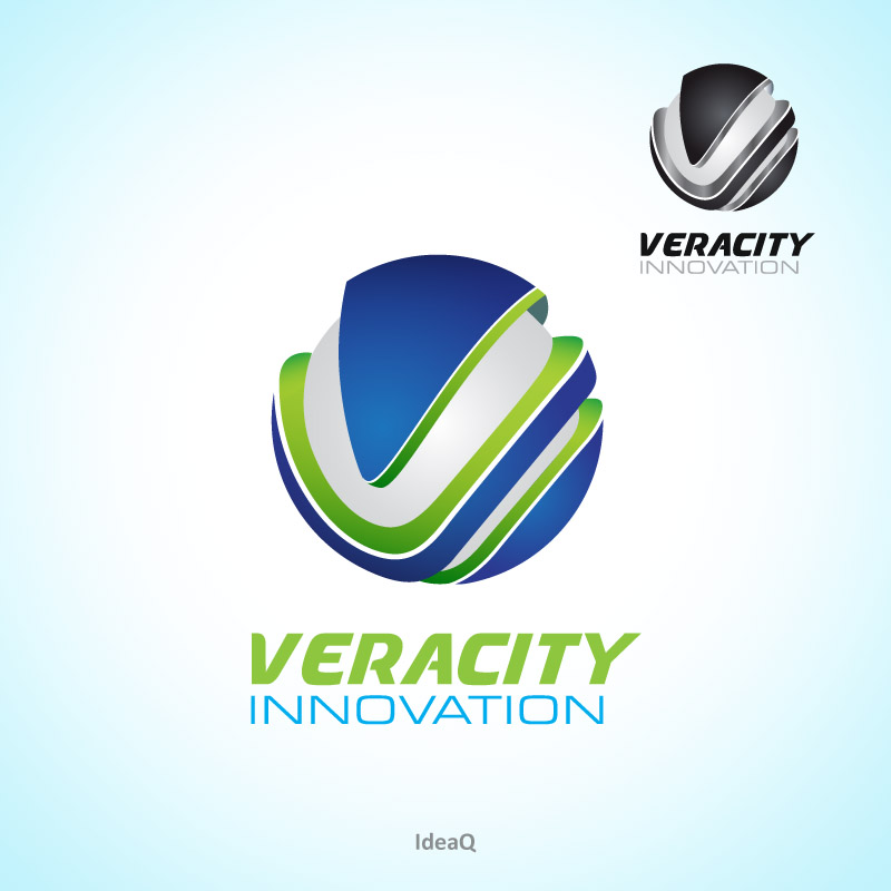 Logo Design by Private User - Entry No. 76 in the Logo Design Contest Creative Logo Design for Veracity Innovation, LLC.