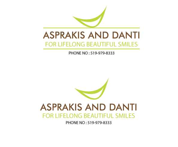 Logo Design by Private User - Entry No. 147 in the Logo Design Contest Unique Logo Design Wanted for Asprakis and Danti.