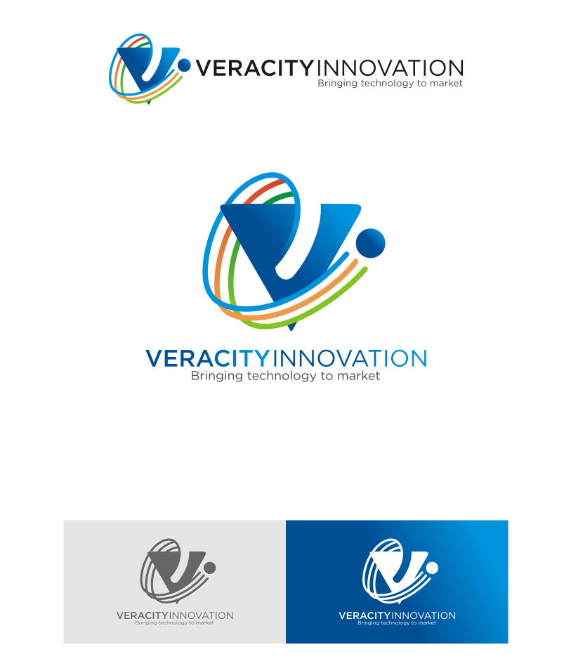Logo Design by graphicleaf - Entry No. 83 in the Logo Design Contest Creative Logo Design for Veracity Innovation, LLC.