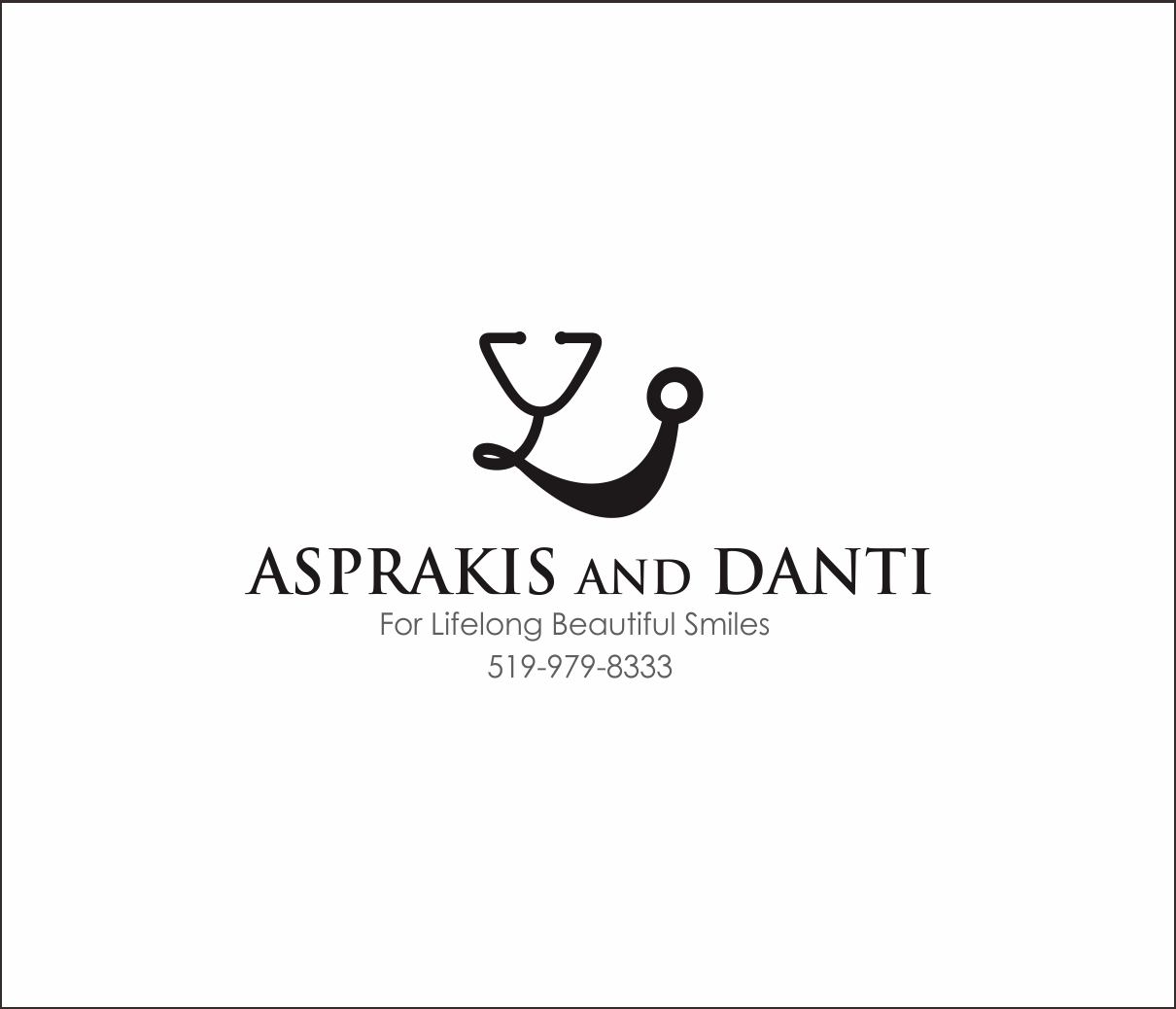 Logo Design by Armada Jamaluddin - Entry No. 156 in the Logo Design Contest Unique Logo Design Wanted for Asprakis and Danti.