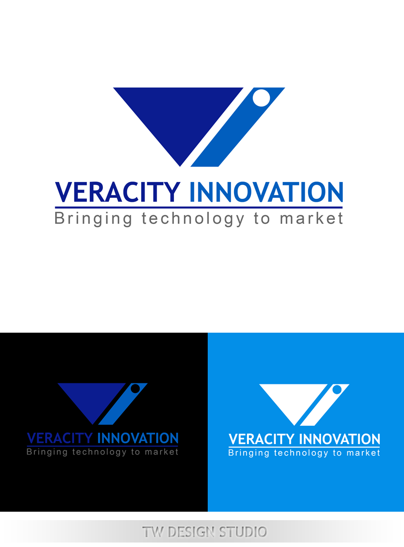 Logo Design by Private User - Entry No. 96 in the Logo Design Contest Creative Logo Design for Veracity Innovation, LLC.