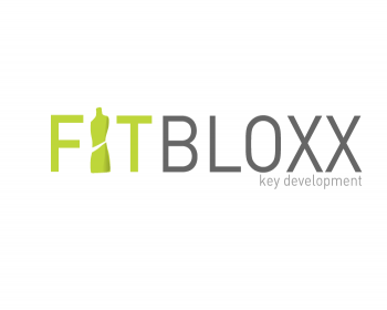 Logo Design by clbr - Entry No. 122 in the Logo Design Contest FitBloxx (creating block fits for the apparel industry).