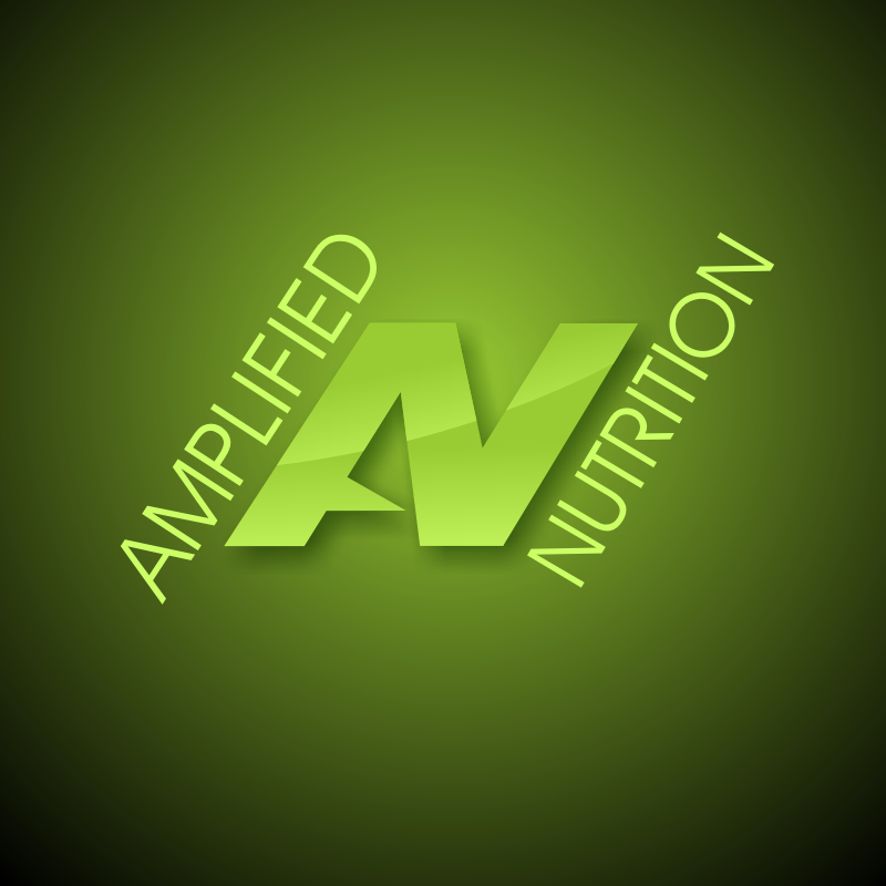 Logo Design by Rudy - Entry No. 103 in the Logo Design Contest Amplified Nutrition.