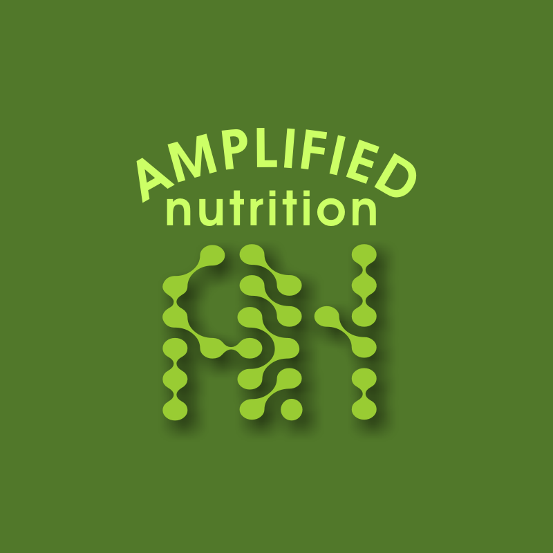 Logo Design by Rudy - Entry No. 104 in the Logo Design Contest Amplified Nutrition.