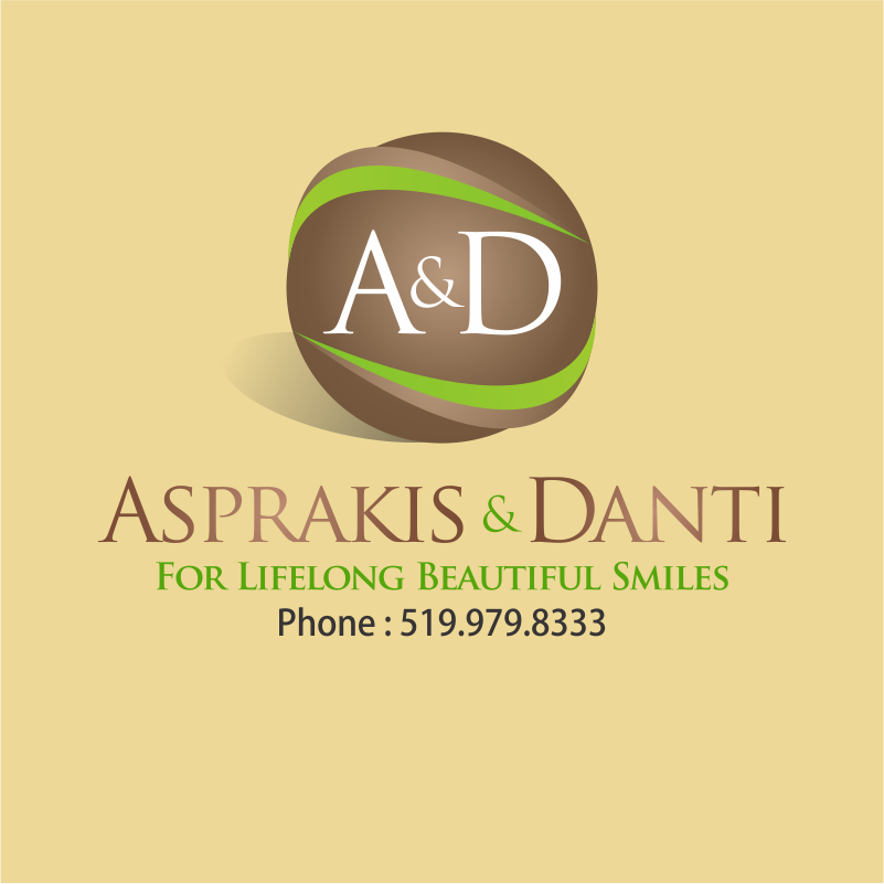 Logo Design by kotakdesign - Entry No. 170 in the Logo Design Contest Unique Logo Design Wanted for Asprakis and Danti.