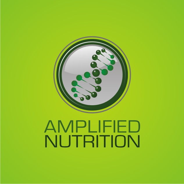 Logo Design by key - Entry No. 105 in the Logo Design Contest Amplified Nutrition.