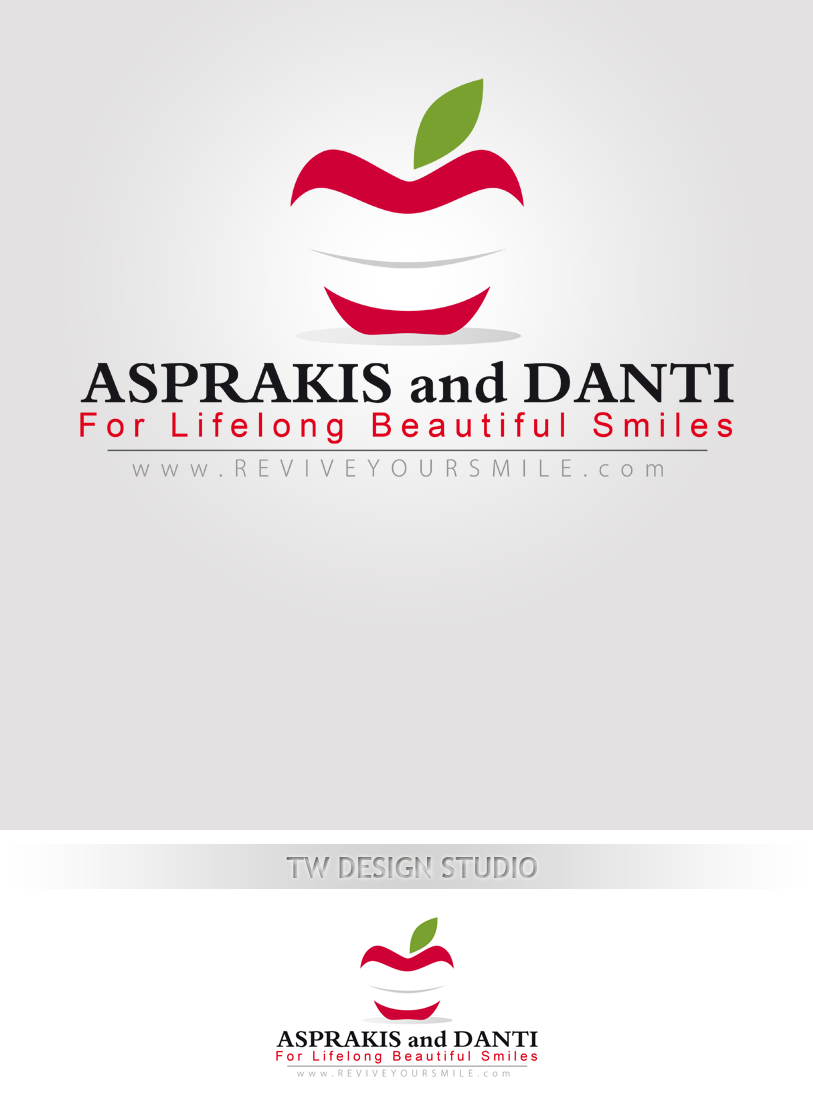 Logo Design by Private User - Entry No. 173 in the Logo Design Contest Unique Logo Design Wanted for Asprakis and Danti.
