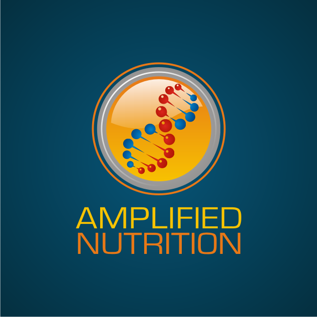 Logo Design by key - Entry No. 106 in the Logo Design Contest Amplified Nutrition.