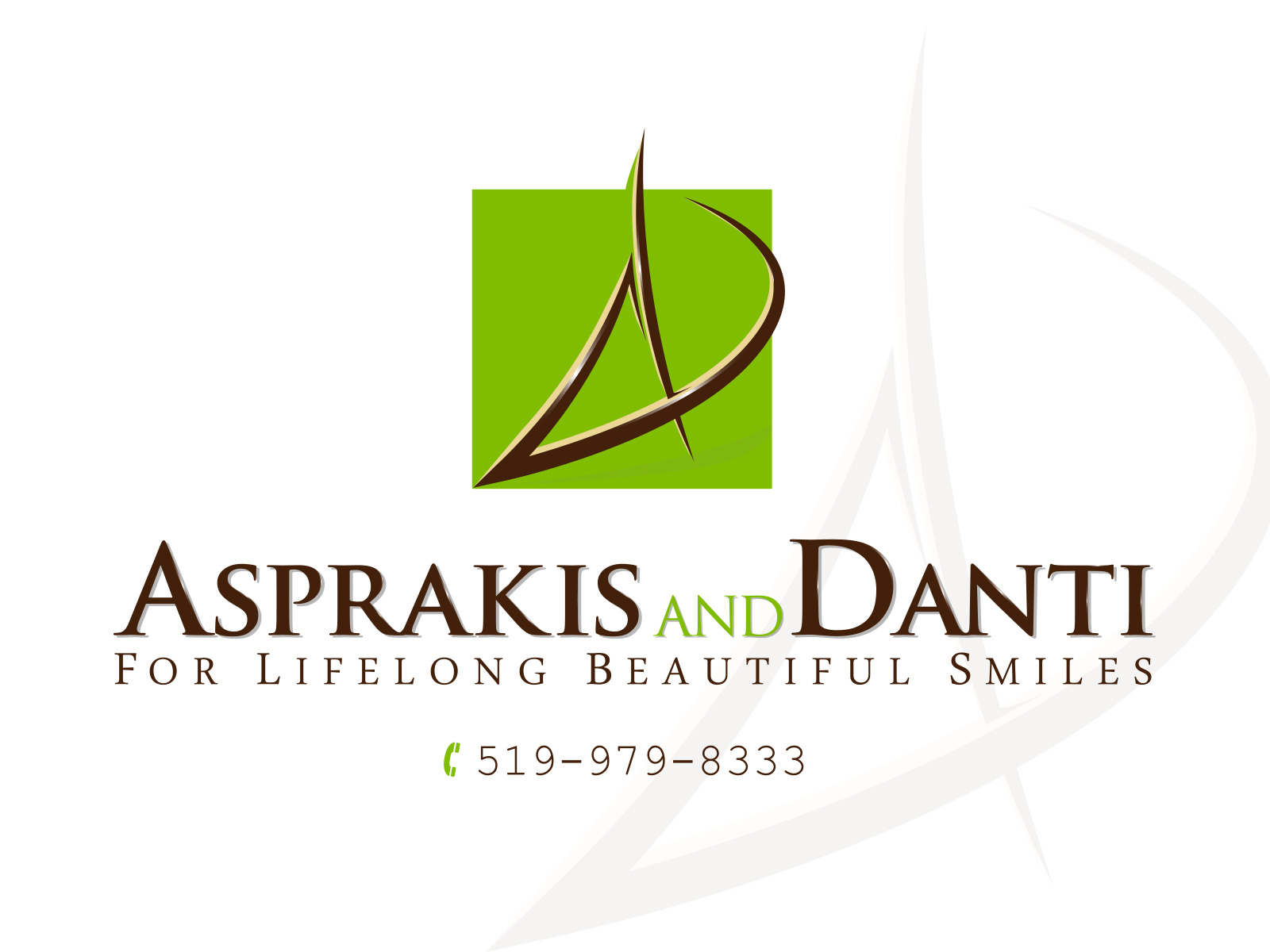 Logo Design by olii - Entry No. 176 in the Logo Design Contest Unique Logo Design Wanted for Asprakis and Danti.