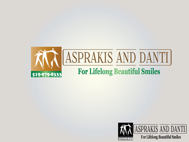 Logo Design by Afechkou Jihad - Entry No. 177 in the Logo Design Contest Unique Logo Design Wanted for Asprakis and Danti.