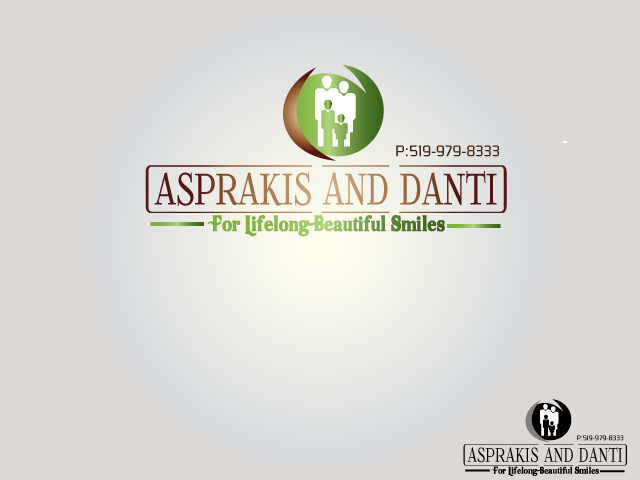 Logo Design by Afechkou Jihad - Entry No. 179 in the Logo Design Contest Unique Logo Design Wanted for Asprakis and Danti.