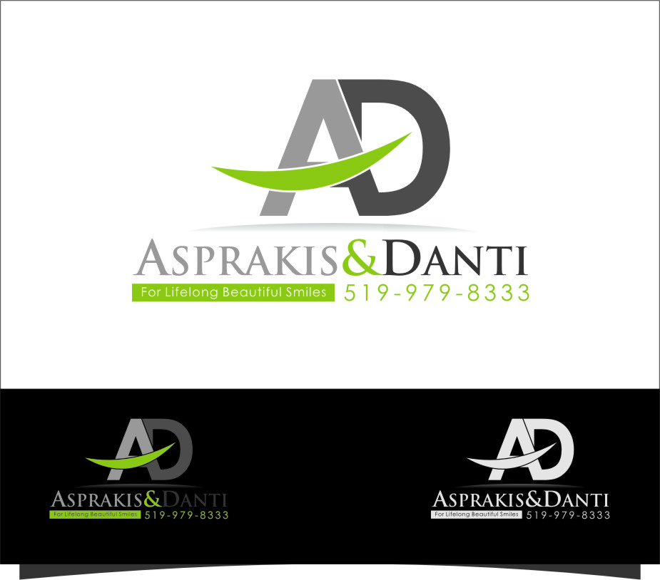 Logo Design by Ngepet_art - Entry No. 183 in the Logo Design Contest Unique Logo Design Wanted for Asprakis and Danti.