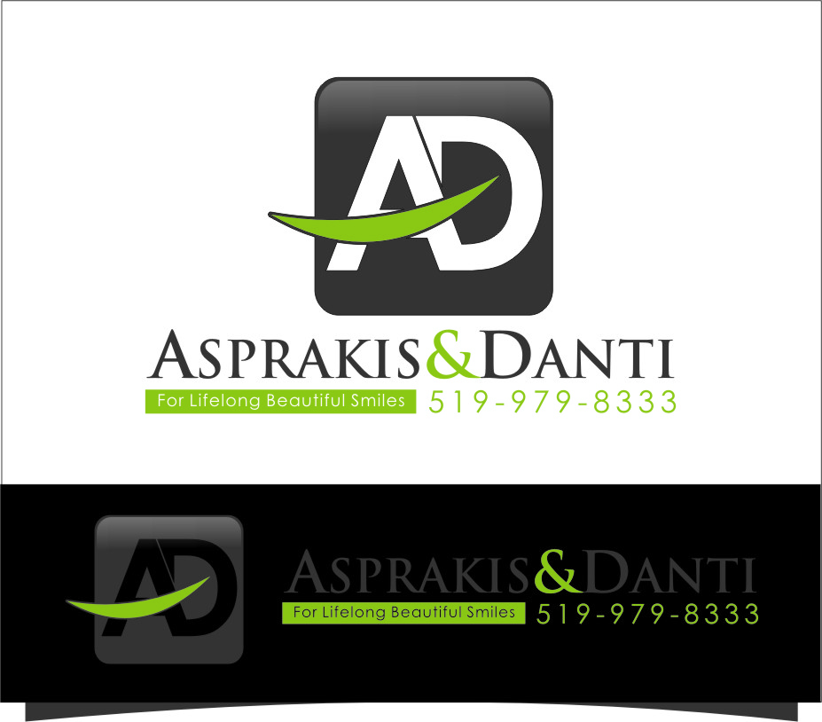 Logo Design by Ngepet_art - Entry No. 185 in the Logo Design Contest Unique Logo Design Wanted for Asprakis and Danti.