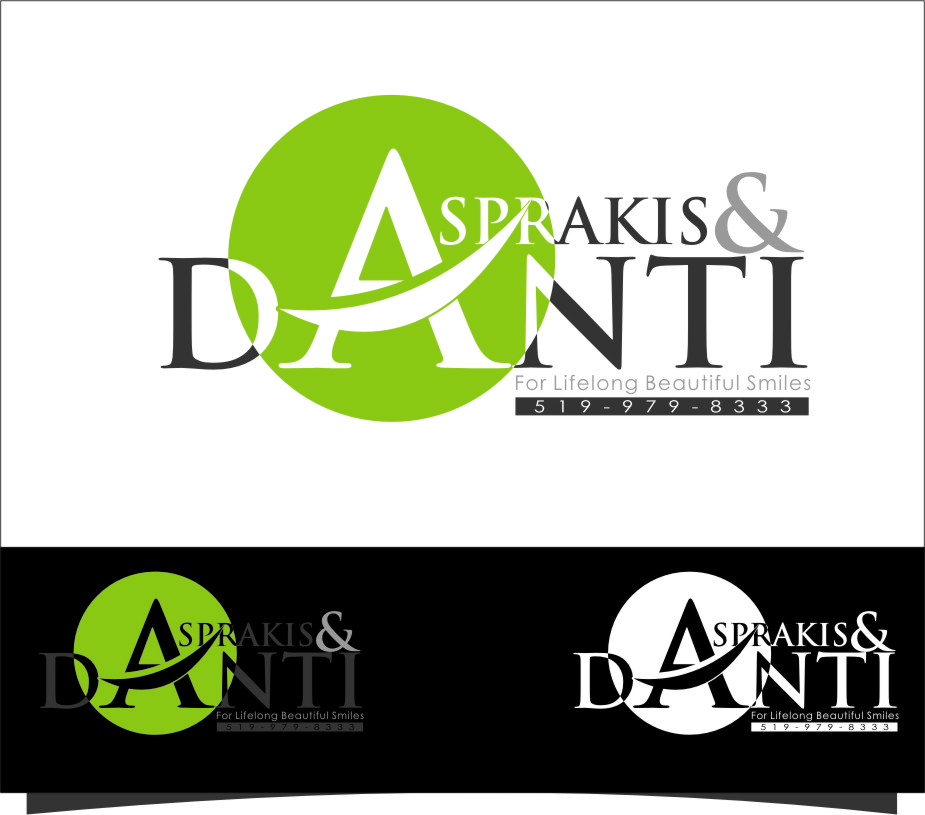 Logo Design by RasYa Muhammad Athaya - Entry No. 188 in the Logo Design Contest Unique Logo Design Wanted for Asprakis and Danti.