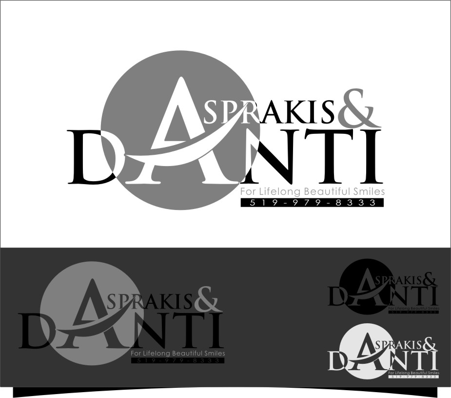 Logo Design by RasYa Muhammad Athaya - Entry No. 189 in the Logo Design Contest Unique Logo Design Wanted for Asprakis and Danti.