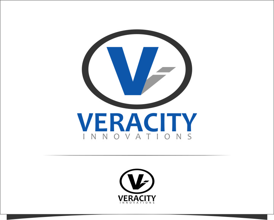 Logo Design by Ngepet_art - Entry No. 109 in the Logo Design Contest Creative Logo Design for Veracity Innovation, LLC.