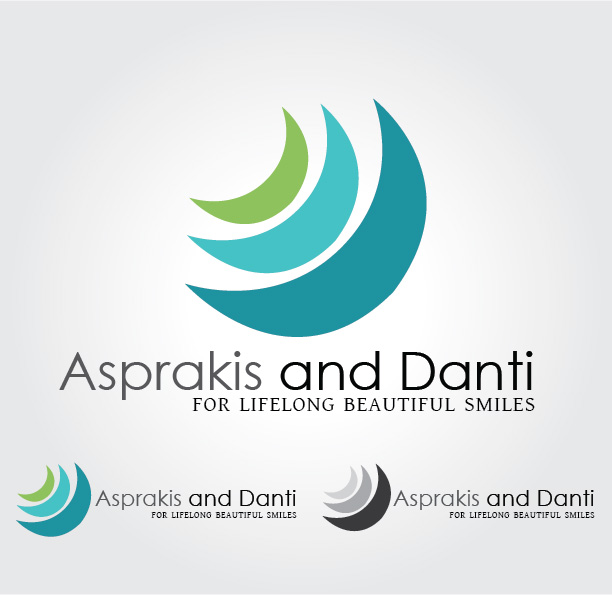 Logo Design by Iskander Dino - Entry No. 191 in the Logo Design Contest Unique Logo Design Wanted for Asprakis and Danti.