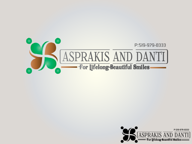 Logo Design by Afechkou Jihad - Entry No. 194 in the Logo Design Contest Unique Logo Design Wanted for Asprakis and Danti.