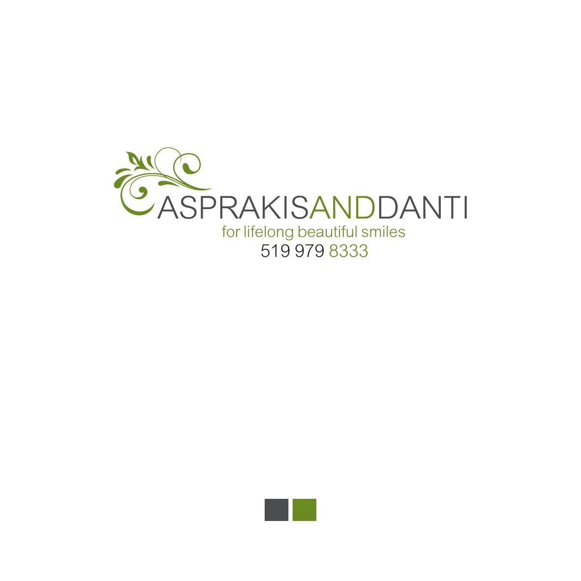 Logo Design by Alexandros Konstantinou - Entry No. 197 in the Logo Design Contest Unique Logo Design Wanted for Asprakis and Danti.