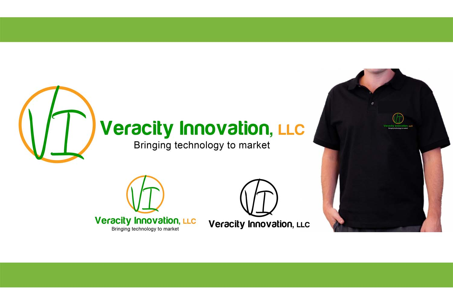 Logo Design by Private User - Entry No. 129 in the Logo Design Contest Creative Logo Design for Veracity Innovation, LLC.
